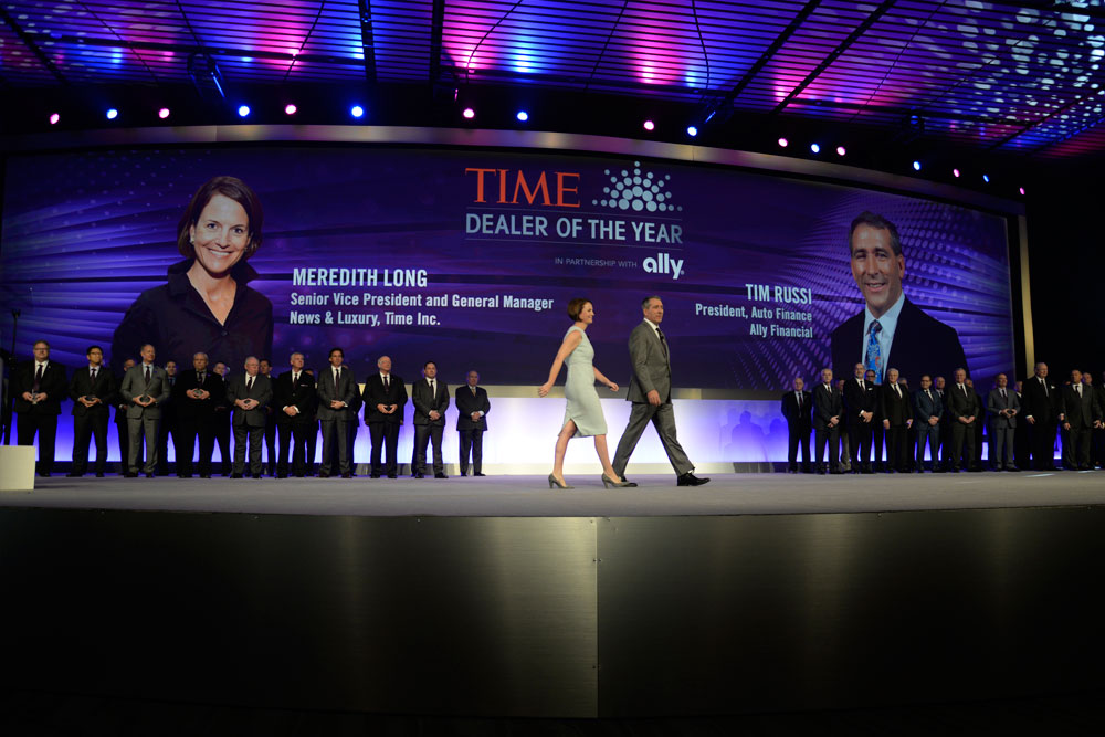 2017 Time Dealer of the Year Award
