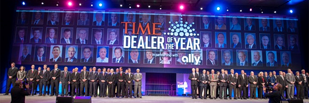 Photo taken at 2013 TIME Dealer of the Year Nominees at the NADA annual convention in Orlando