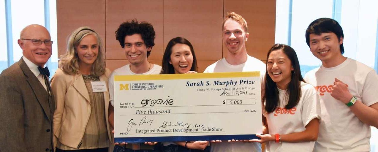 2019 Recipient of the Sarah S Murphy Scholarship